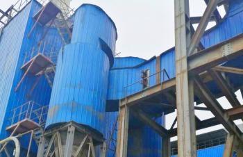 2016年襄阳安能热电3x65t/h锅炉脱硫扩建工程