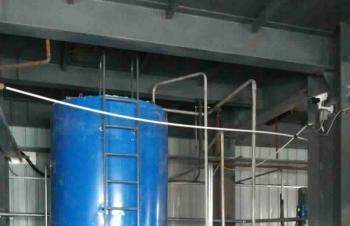 2016年甘肃民勤县东顺化工20吨循环流化床炉内脱硝项目