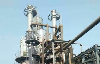 2016年临城县三阳焦化管式炉脱硫项目